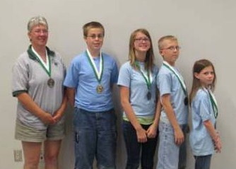 Jr. Quiz Bowl Team