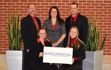 Dairy Challenge Team