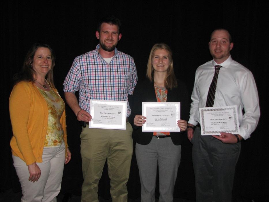 PhD Winners